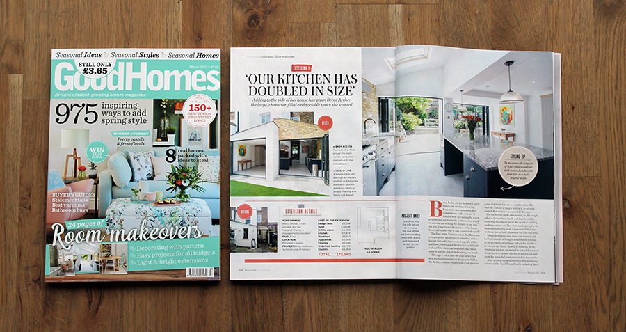 Good Homes, March 2017