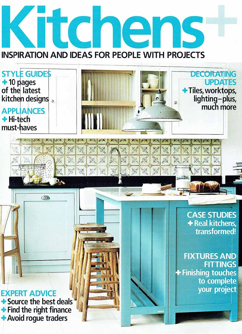 Kitchens+, April 2015